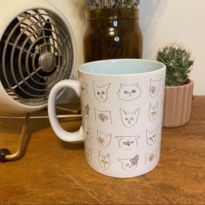 Petshop by Fringe Printed Cat Mug